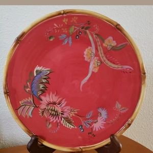 """NEW Tracy Porter 12"""" Dinner Plate The Artes"""